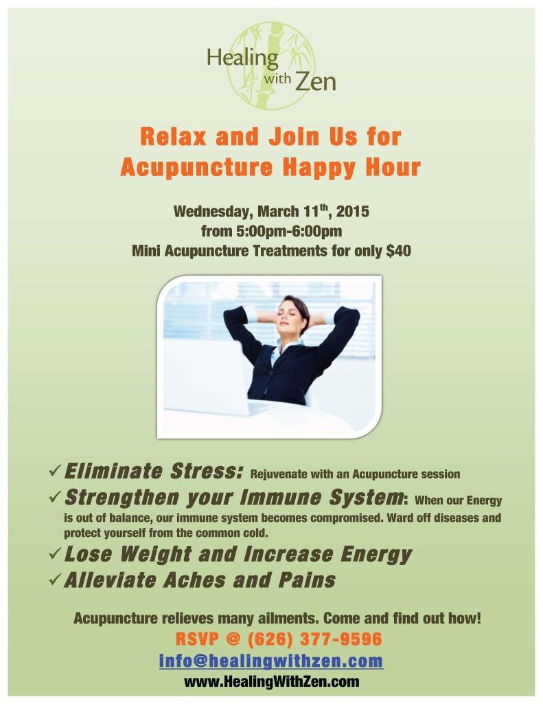 Zen Tuan, Licensed Acupuncturist serving Pasadena, Altadena, Arcadia, San Marino and San Gabriel Valley