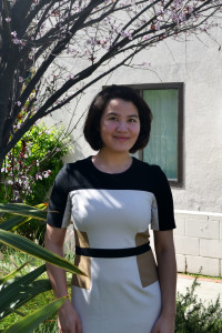 Photo of office manager for Healing with Zen, Pasadena acupuncturist