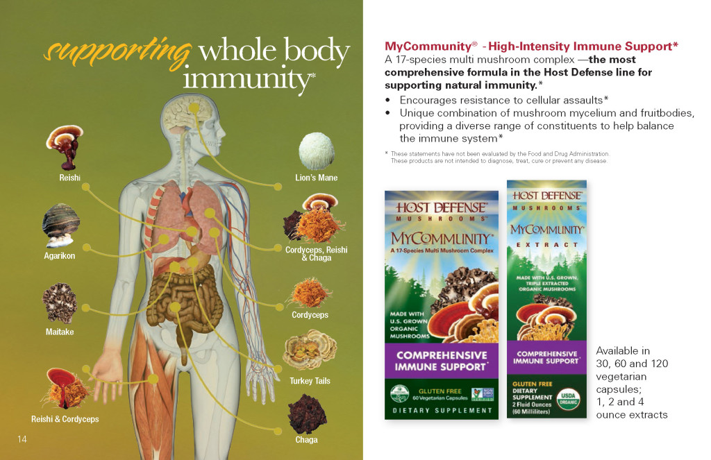 Natural immune boosting with Host Defense at Healing with Zen Pasadena