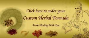 Order your Custom Herbal Formula