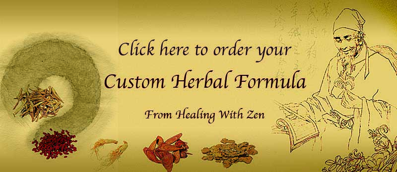 Order your Custom Herbal Formula