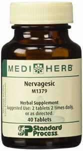 Nervagesic bottle