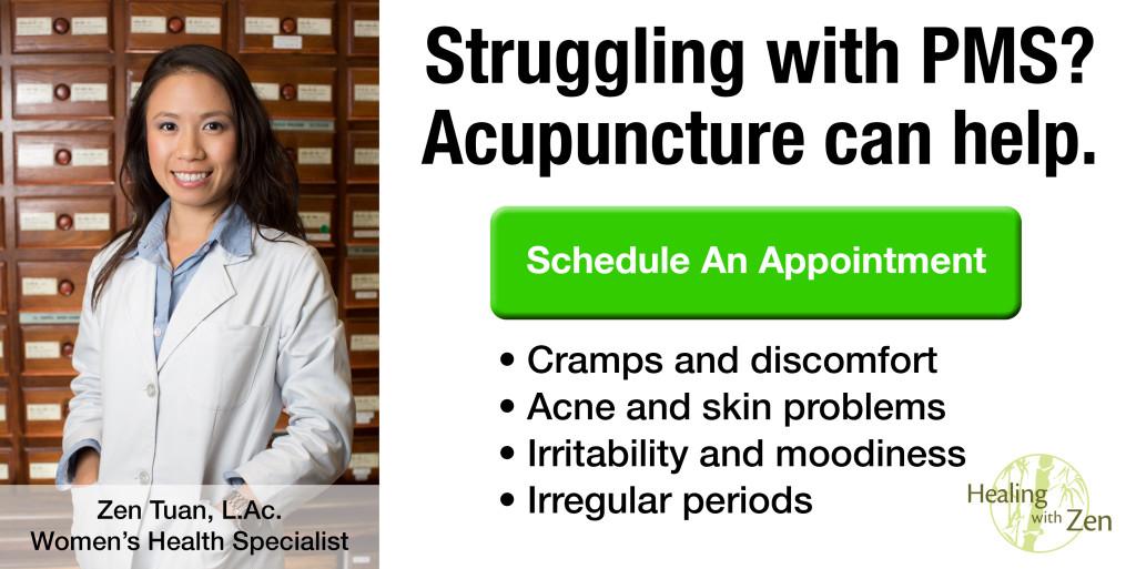 CTA for Healing with Zen Pasadena, Licensed Acupuncturist and Herbalist Zen Tuan