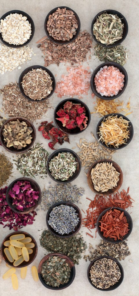 Herbal Remedies, Customized Herbs, Healing with Zen, Acupuncture