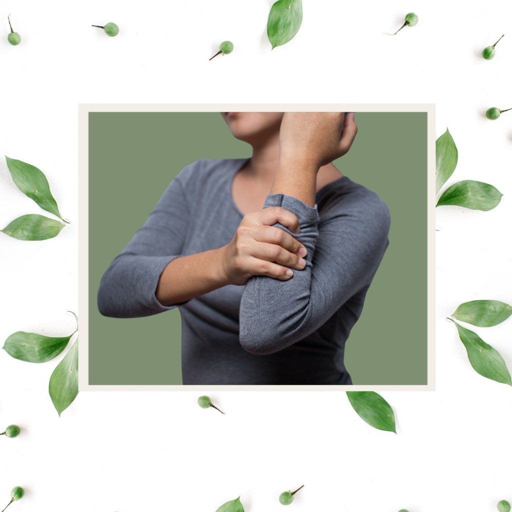 Acupuncture for Left Arm Pain